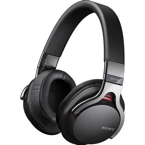 Headphone Sony Mdr 1rbt sony mdr 1rbt bluetooth headphones mdr1rbt b h photo