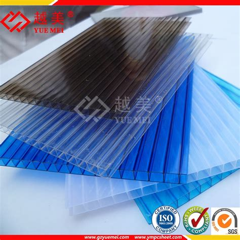 Plastic Awning Sheets by Clear Plastic Awnings Gazebo Polycarbonate Hollow Sheet Greenhouse Swimming Pool Cover View