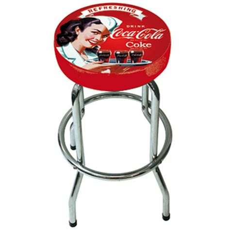 Coca Cola Stools by Coca Cola Bar Stool