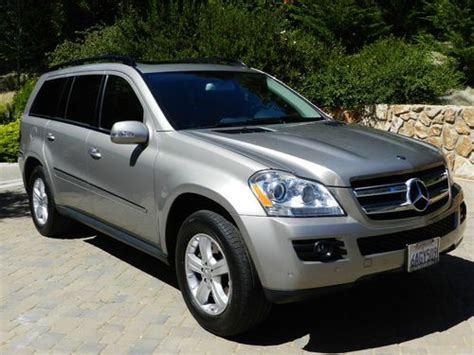 how to fix cars 2008 mercedes benz gl class navigation system purchase used 2008 mercedes benz gl 450 4 matic in monterey california united states for us