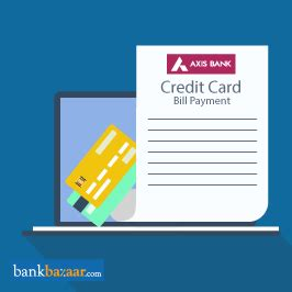 make axis bank credit card payment how to pay axis bank credit card bill payment