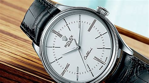 Rolex Cellini Automatic rolex cellini goes automatic watchtime india