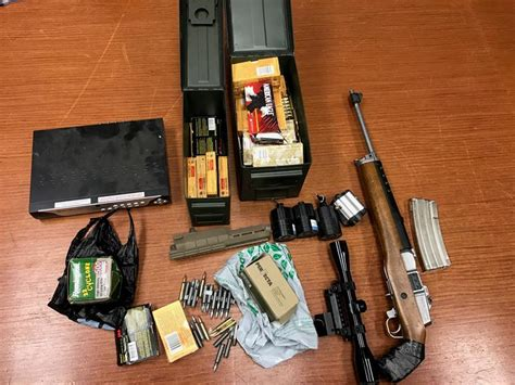 Lancaster Warrant Search Gun Surveillance Equipment Seized In Lancaster Raid