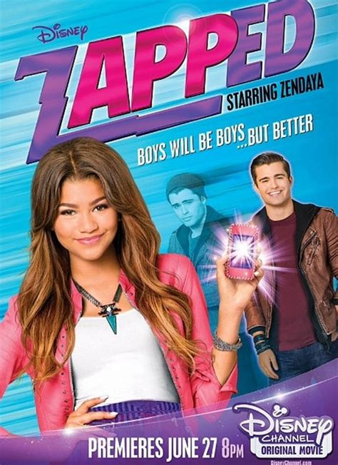 film disney zapped zapped disney wiki