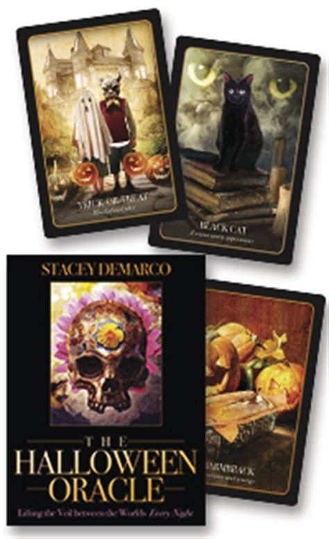 halloween oracle lifting the llewellyn worldwide the halloween oracle product summary