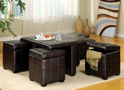coffee table  seats  roy home design