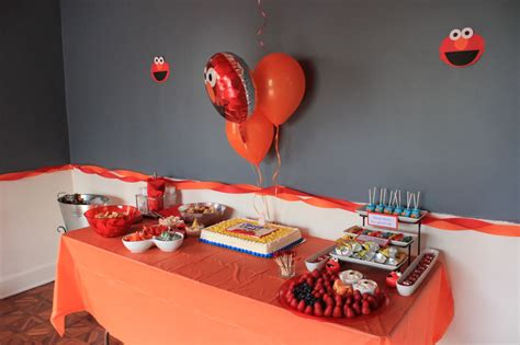 Elmo Room Decorating Ideas by Connor S World Elmo Themed 2nd Birthday Project Nursery