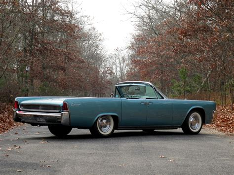 1961 lincoln convertible 1961 lincoln continental convertible 74а