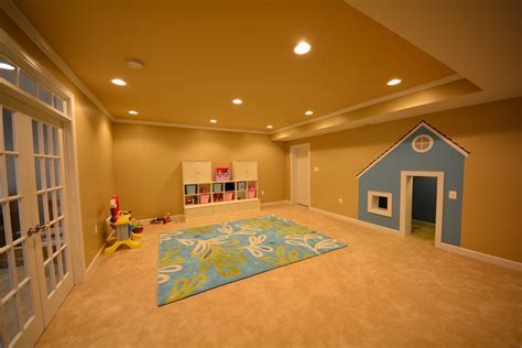 Basement Kids Playroom Ideas  Basement Masters