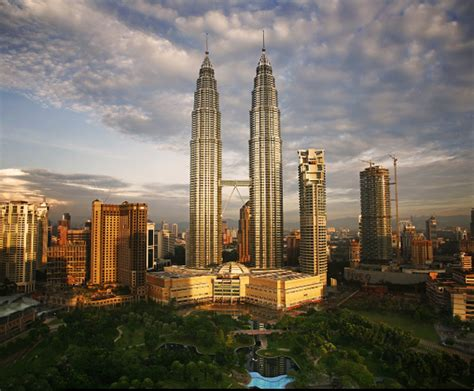 How Many Floors In Towers Malaysia by The Tallest Buildings In The World