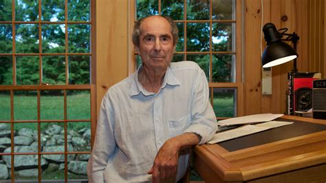 Philip Roth On Writing Aging And Nemesis Npr Npr Standing Desk