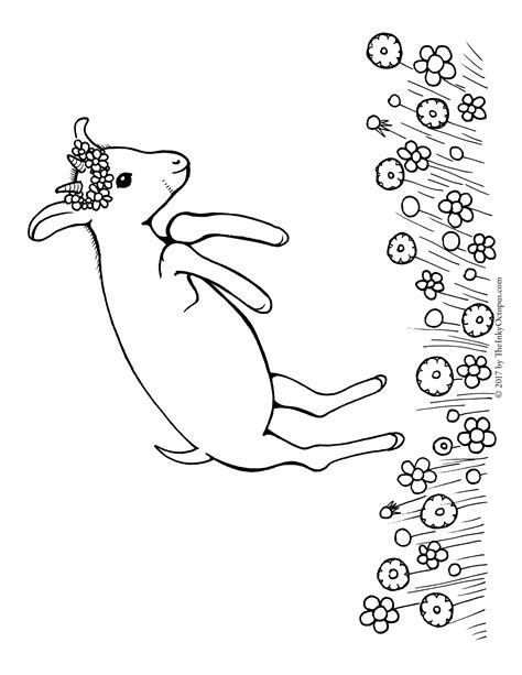 pygmy goat coloring page farm animal coloring pages goat coloring page goat