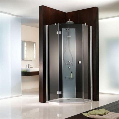 Hsk Atelier 1 Door Pentangle Shower Cubicle Hsk Shower Doors