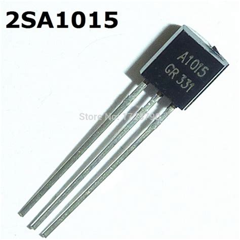 transistor save location aliexpress buy free shipping new original 100pcs 2sa1015 a1015 transistor to 92 0 15a
