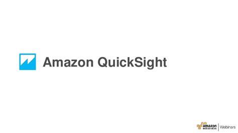 amazon quicksight serverless big data analytics with amazon athena and