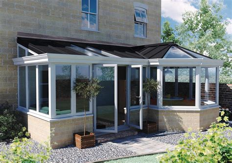 p shaped conservatory reading conservatories