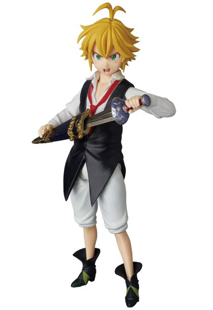 deadly fashion the deadly series volume 3 books meliodas the seven deadly sins figure
