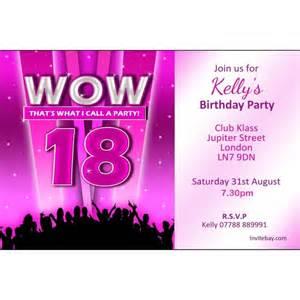18th birthday invitations theruntime