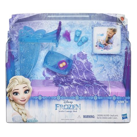 Frozen Canopy Bed Disney Frozen Icicle Canopy Bed Set 61