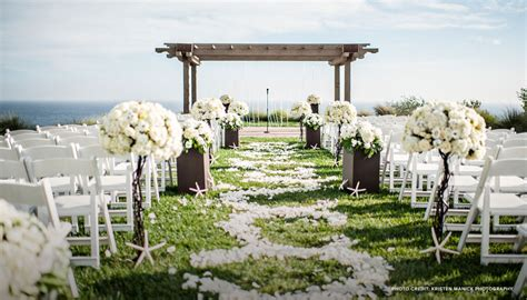 wedding locations in southern california southern california weddings locations terranea resort wedding venues in southern california