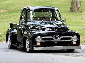 55 Ford Truck 55 Ford Truck Ford F Series Trucks Chevy