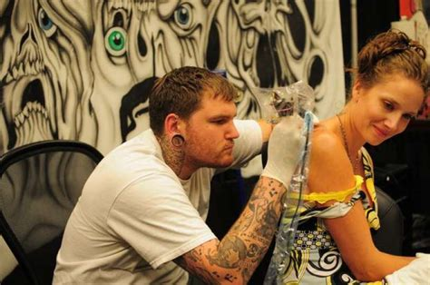 tattoo convention near me tattoo artist cody hart tattoos heather enderlin near the