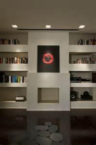 Modern Built In Bookshelves Built Ins
