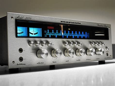 grimm tuner marantz 2270 stereo receiver a photo on flickriver