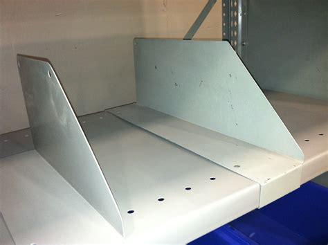 Industrial Shelf Dividers by 33 Metal Shelf Dividers Metro Commercial Industrial Shelf