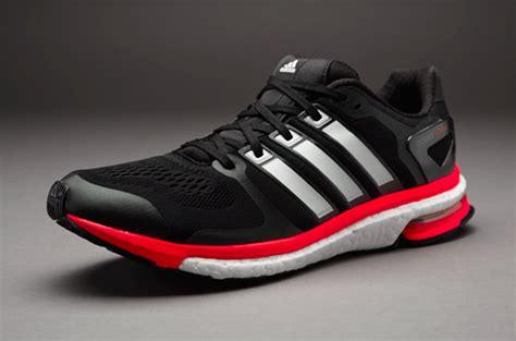 Harga Adidas Response Boost sepatu lari adidas adistar boost esm black white