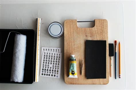 how to make a perpetual calendar make your own perpetual calendar with blackboard paint