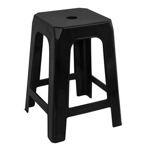 schemel plastik plastic stool black lowest prices specials makro