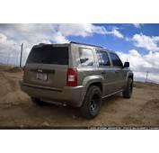 Jeep Patriot Lift Car Tuning
