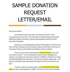 Donation Notification Letter Donation Letter Template 25 Free Word Pdf Documents Free Premium Templates