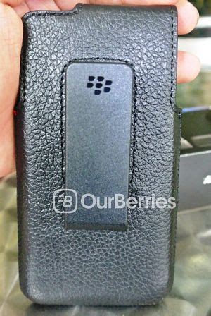 Leather Swivel Blackberry Z10 Holster Sarung Pinggang Bb Z10 Leather review blackberry z10 leather swivel holster cover hwzbb