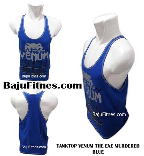 Baju Kaos Venum Blue 089506541896 tri harga pria baju olahraga