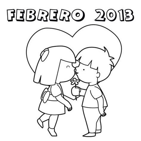 dibujos para colorear del mes de febrero imagui dibujos para colorear de febrero imagui