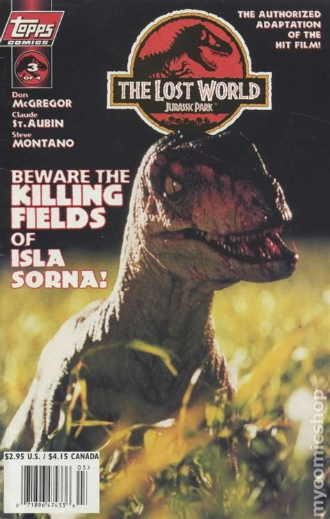 primordia in search of the lost world books jurassic park comic books issue 3