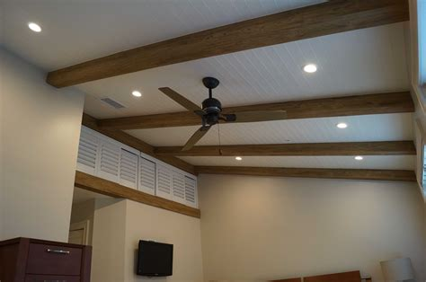 Across Ceiling by Synthetic Wood Faux Wood Workshop