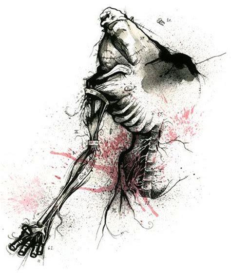 Gris Grimly S Frankenstein gris grimly gris grimly unveils a new illustration for his frankenstein book of gris
