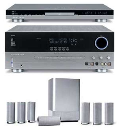 harman kardon cp 35 7 1 channel home theater with dvd