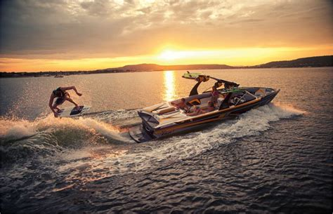 wakeboard behind boat chase hazen wakesurfing behind one of our beautiful tige