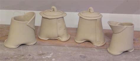 Fine Mess Pottery: Slab Work