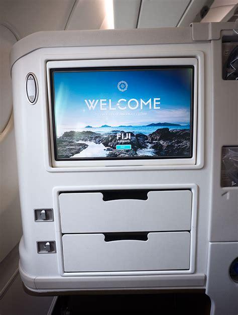 fiji airways seat selection fiji airways business class sydney nadi return belly rumbles
