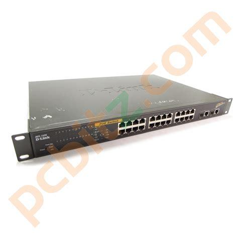 D Link Print Server 10 100 Mbps With 1 Port Paralel 2 Port Usb d link des 1526 web smart 24 port poe 10 100 2 gigabit ports faulty ports 26 10 100 mbps
