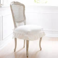 shabby chic chair covers myideasbedroom com