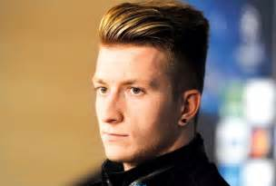 reus hairstyle name marco reus refuses to press charges after foul sports