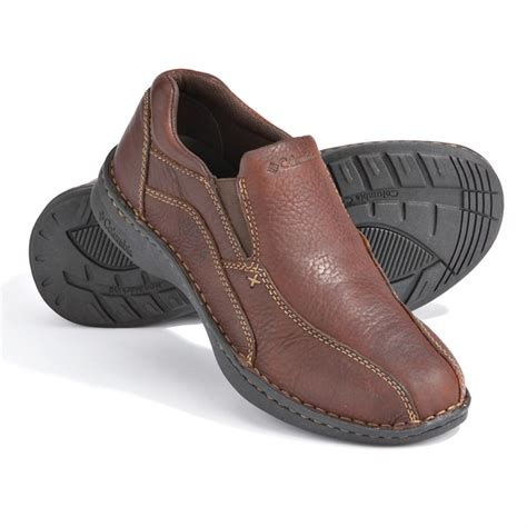 columbia 174 andrew slip ons 138891 casual shoes at