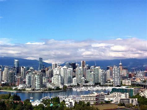 Free photo: Vancouver, Canada, Skyline, Sky   Free Image
