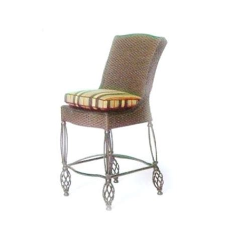Bar Stool Chair Cushions Lloyd Flanders Replacement Cushions Bar Stool Furniture